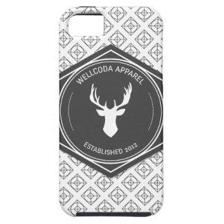 Wellcoda Apparel Big Game Hunt Stag Deer iPhone 5 Case