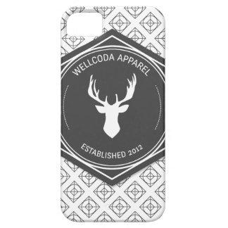 Wellcoda Apparel Big Game Hunt Stag Deer iPhone 5 Cases