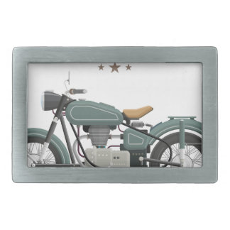 Wellcoda Apparel Chopper Life Motor Bike Belt Buckle