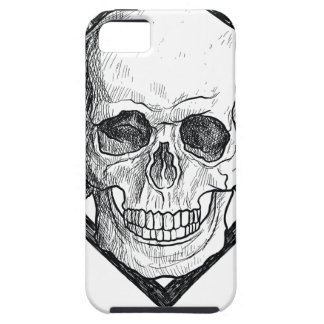Wellcoda Apparel Dead Skeleton Pirate Sea iPhone 5 Cases