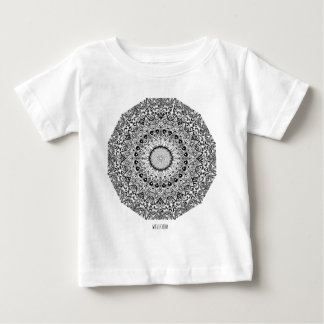 Wellcoda Apparel Epic Pattern Tribal Life Baby T-Shirt