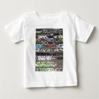 Wellcoda Apparel Graffiti Life Youth Fun Baby T-Shirt