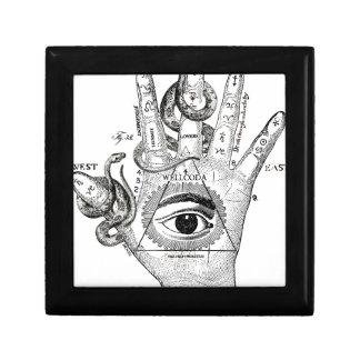 Wellcoda Apparel Hand Compass Judgement Gift Box