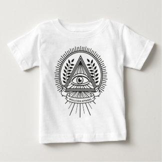 Wellcoda Apparel Illuminati Conspiracy Baby T-Shirt