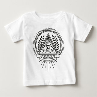 Wellcoda Apparel Illuminati Secret Life Baby T-Shirt