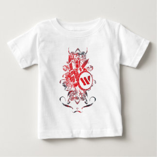 Wellcoda Apparel Mega Battle Evil Fantasy Baby T-Shirt