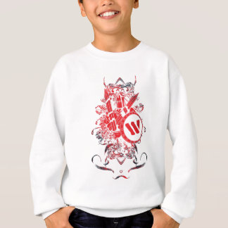 Wellcoda Apparel Mega Battle Evil Fantasy Sweatshirt