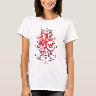 Wellcoda Apparel Mega Battle Evil Fantasy T-Shirt