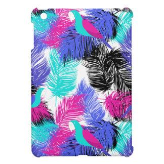 Wellcoda Apparel Parrot Forest Wild Bird iPad Mini Covers