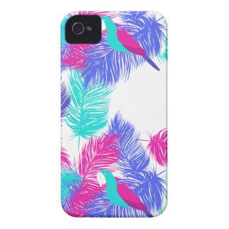 Wellcoda Apparel Parrot Forest Wild Bird iPhone 4 Cover