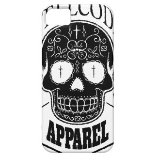 Wellcoda Apparel Skull Face Epic Death Case For The iPhone 5