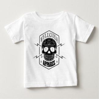 Wellcoda Apparel Skull Face Epic Death Shirt