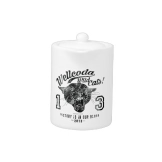 Wellcoda Apparel Wild Cat Team Sport Club