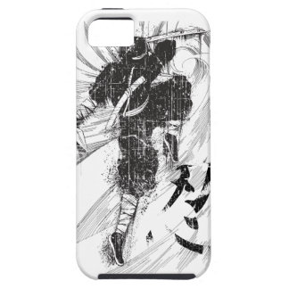 Wellcoda Asian Ninja Warrior Battle Kick iPhone 5 Cases