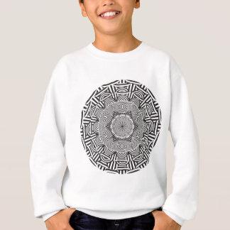 Wellcoda Aztec Life Style Test Decoration Sweatshirt