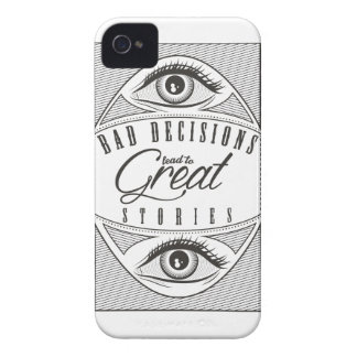 Wellcoda Bad Decisions Lead To Great Fun iPhone 4 Covers
