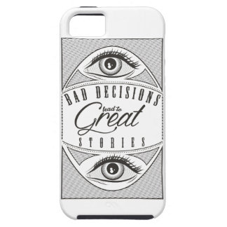 Wellcoda Bad Decisions Lead To Great Fun iPhone 5 Cover