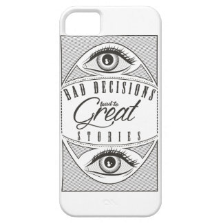 Wellcoda Bad Decisions Lead To Great Fun iPhone 5 Covers