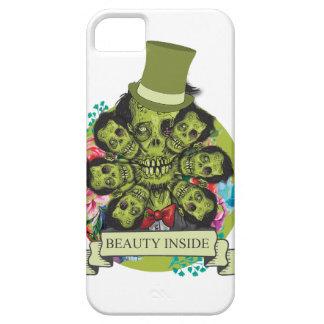 Wellcoda Beauty Inside Zombie Beast Head iPhone 5 Covers