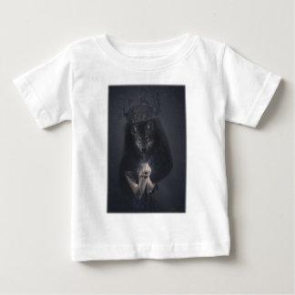 Wellcoda Big Bad Wolf Woman Evil Queen Baby T-Shirt
