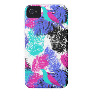 Wellcoda Bird Of Paradise Life Parrot Fun Case-Mate iPhone 4 Cases