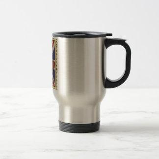 Wellcoda British Great Bear GB Identity Travel Mug