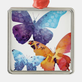 Wellcoda Butterfly Nature Love Beauty Life Christmas Ornament