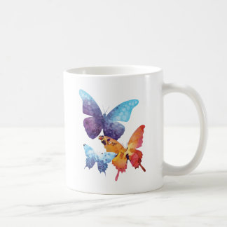 Wellcoda Butterfly Nature Love Beauty Life Coffee Mug