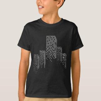 Wellcoda Capital City Sky Line Building T-Shirt