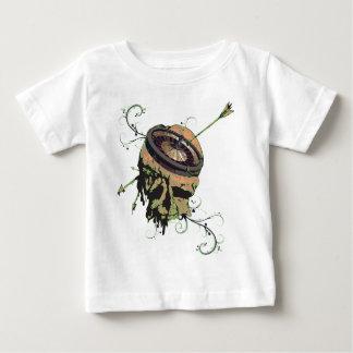 Wellcoda Casino Roulette Skull Gamble Bet Baby T-Shirt
