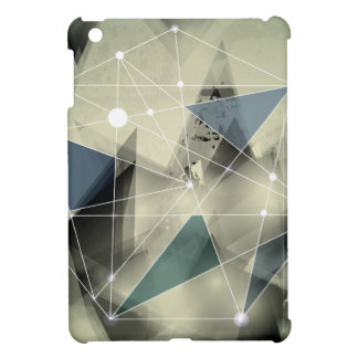 Wellcoda Crazy Abstract Print Geometric iPad Mini Cases