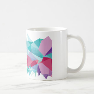 Wellcoda Crazy Abstract Shape Future Life Coffee Mug