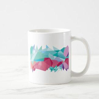 Wellcoda Crazy Abstract Shape Future Life Coffee Mug