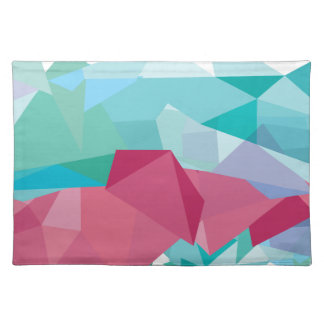 Wellcoda Crazy Abstract Shape Future Life Placemat