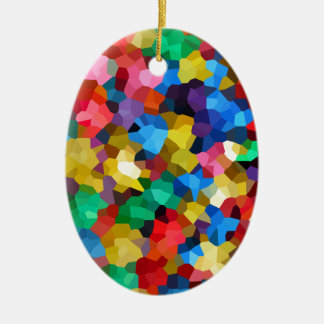 Wellcoda Crazy Colour Ball Pool Candy Life Christmas Ornament