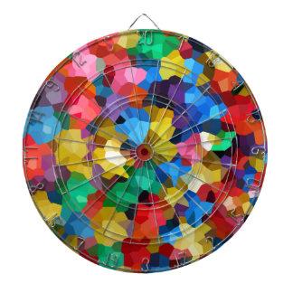 Wellcoda Crazy Colour Ball Pool Candy Life Dartboard