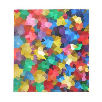 Wellcoda Crazy Colour Ball Pool Candy Life Notepad