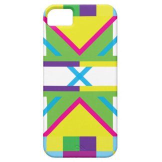 Wellcoda Crazy Fresh Summer USA Rave Beat iPhone 5 Cover
