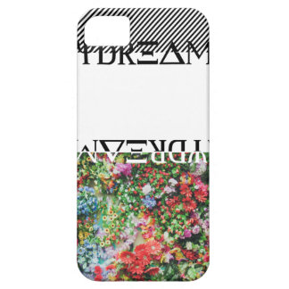 Wellcoda Day Dreamer Contrast Flower Life Case For The iPhone 5