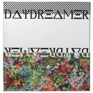 Wellcoda Daydreamer Flower Bed Nature Fun Napkin
