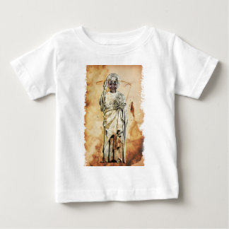 Wellcoda Dead Face Child Smile Skull Kill Baby T-Shirt