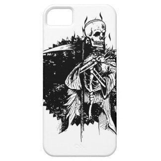 Wellcoda Dead Reaper Skeleton Scary Skull Case For The iPhone 5