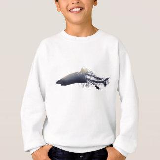 Wellcoda Dead Shark Eaten Fish Ocean Life Sweatshirt
