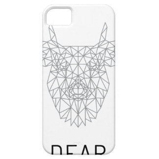 Wellcoda Dear Oh Deer Animal Crazy Stag iPhone 5 Cover