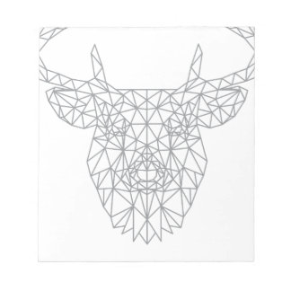Wellcoda Dear Oh Deer Animal Crazy Stag Notepad