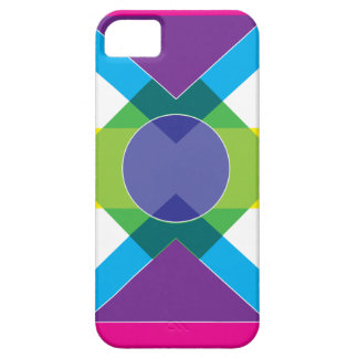 Wellcoda DJ Summer Crazy Vibe Colour Life Case For The iPhone 5