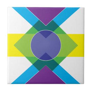 Wellcoda DJ Summer Crazy Vibe Colour Life Tile