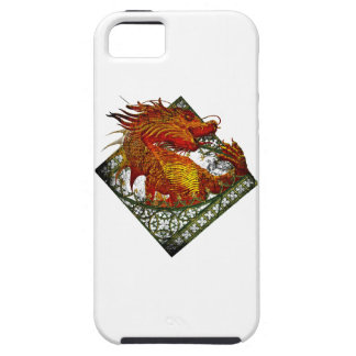 Wellcoda Dragon Fantasy Beast Oriental Case For The iPhone 5