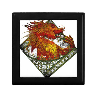 Wellcoda Dragon Fantasy Beast Oriental Gift Box