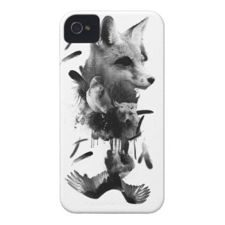 Wellcoda Eagle Bird Animals Food Chain iPhone 4 Covers